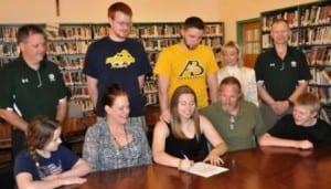 Tori Goodman signing website