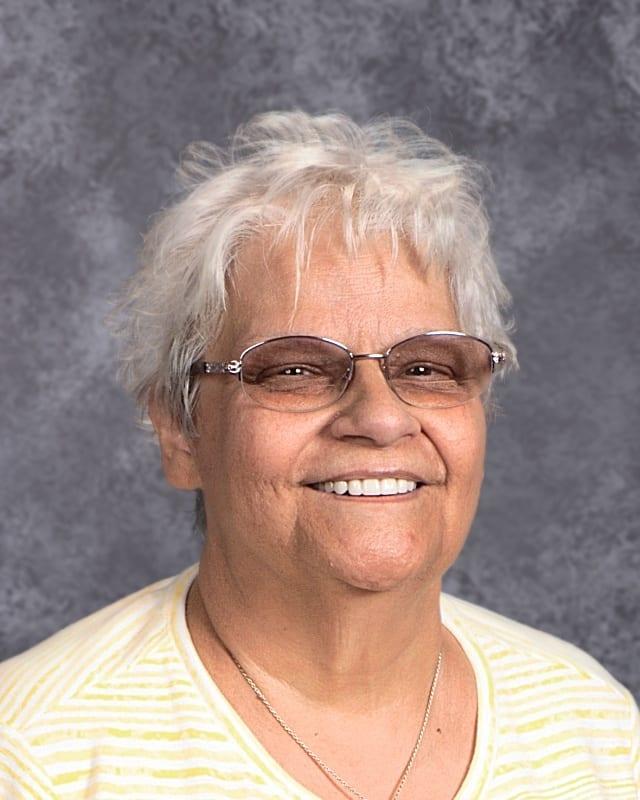 Donna Nutter '63 : Cook