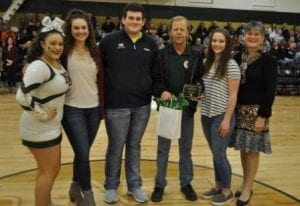 Notre Dame High School National Honor Society Names Hometown