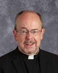 Fr. Casey Mahone : Designated Pastor